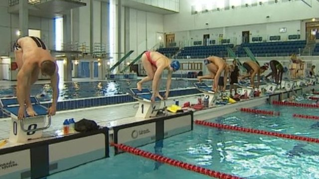 Plymouth Leander's Commonwealth Games swimmers