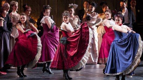 Cwmni Opera Cenedlaethol Cymru