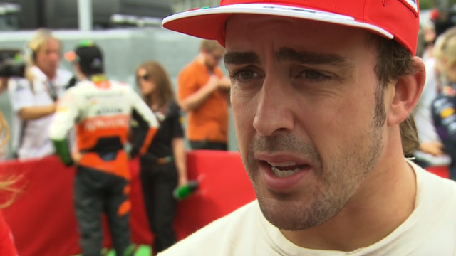 Spanish Grand Prix: Fernando Alonso - Amazing gap to Mercedes