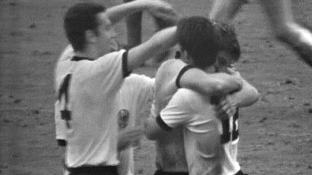 1966 World Cup Final: West Germany's late equaliser