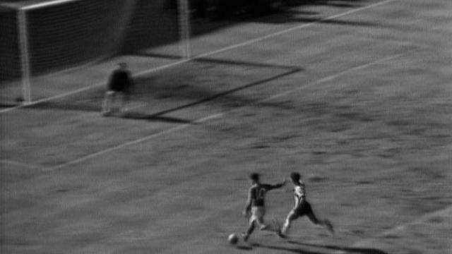 1966 World Cup Final: Geoff Hurst scores final goal