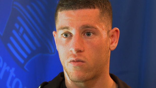 Ross Barkley says he 'never dreamt' he would play in the World Cup