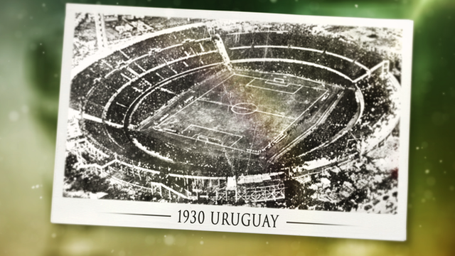The story of the pre-war World Cups