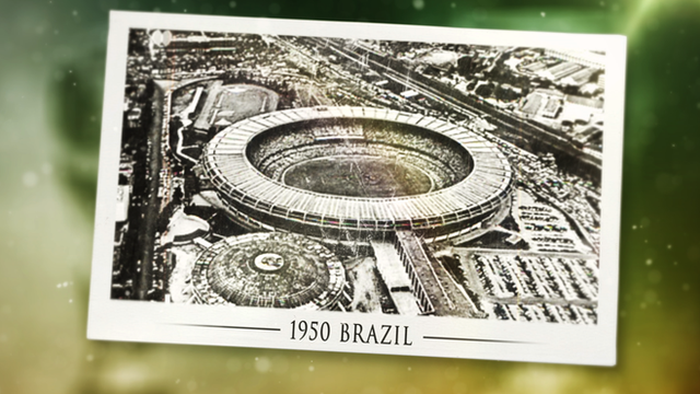 The story of the 1950 & '54 World Cups