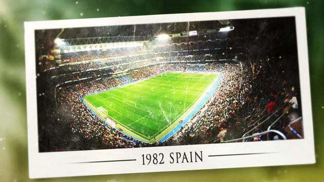 World Cups in History - 1982: Spain's new beginning