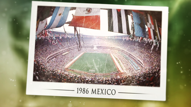 The story of the 1986 World Cup