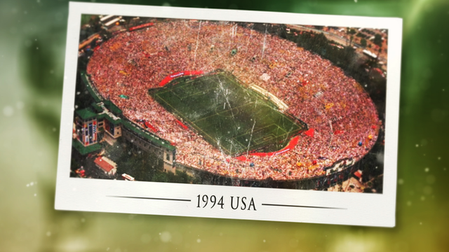World Cups in History - 1994: 'Soccer' in the States