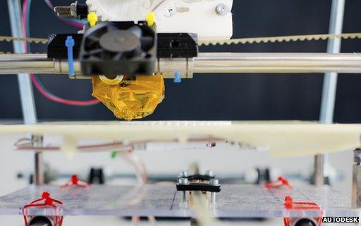 Autodesk printer