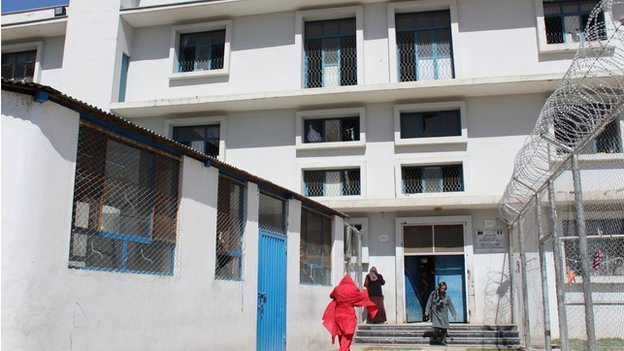 Badam-Bagh is the only women's prison in Kabul