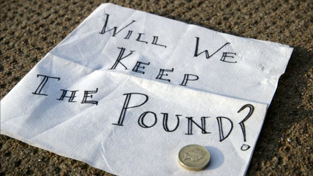 Will we keep the pound?