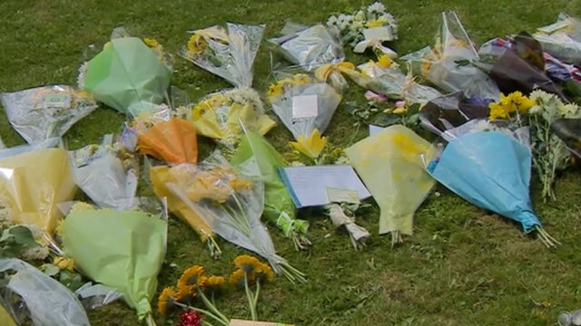 Flowers for Stephen Sutton