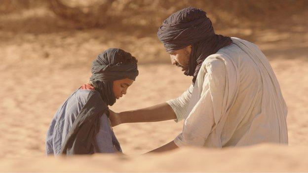 Timbuktu film still