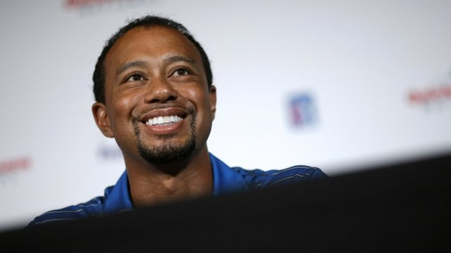Former world number one Tiger Woods says he is unsure when he will return to competitive golf after undergoing back surgery.