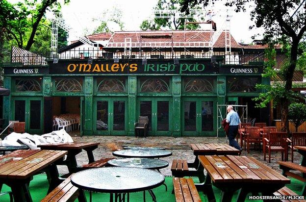 O'Malley's, Shanghai