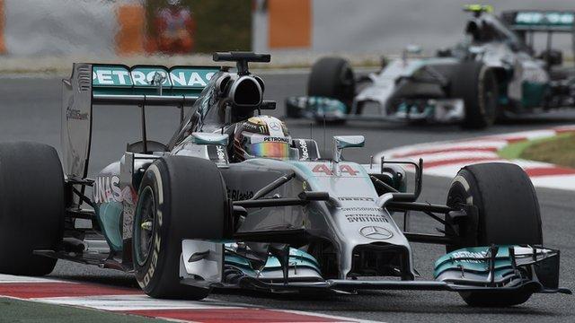 Monaco GP: Nico Rosberg eyes 'important' win over Lewis Hamilton