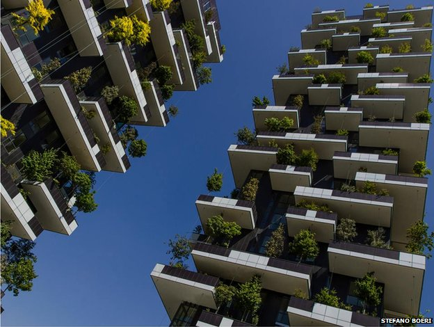 Bosco Verticale towers