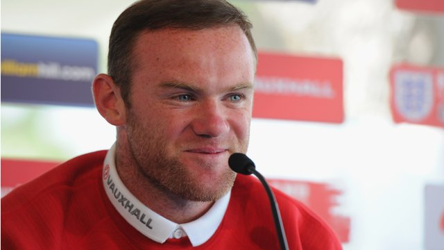 Wayne Rooney says he will have 'no excuses' for poor performances