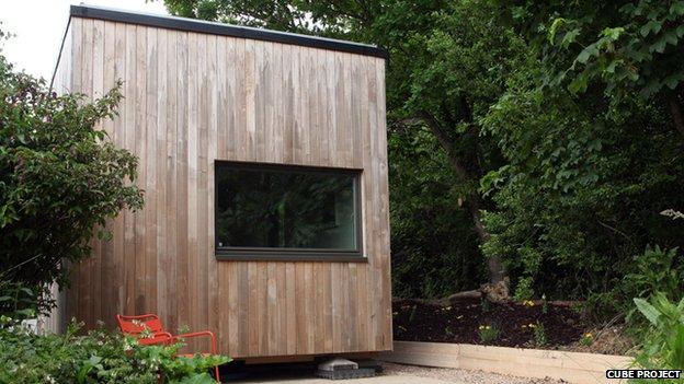 QB2 low carbon home