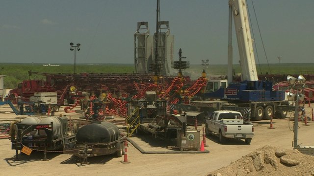 Fracking in the US