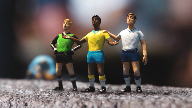 Watch part two of BBC Sport's 2014 Brazil World Cup trail.