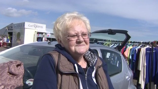 Labour voter near Worksop