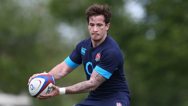 Danny Cipriani gets second England chance from Stuart Lancaster