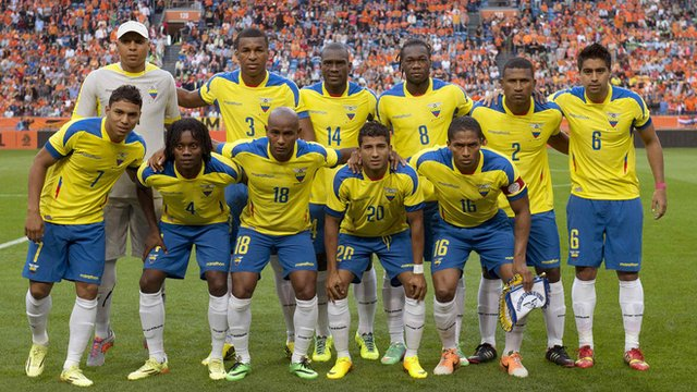 Ecuador national football team