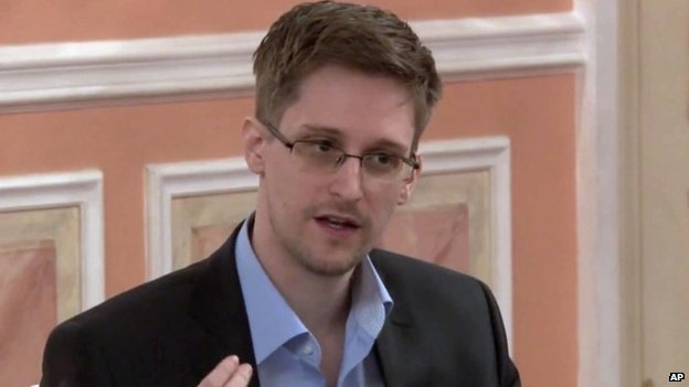 Edward Snowden in Russia, 11 October 2013