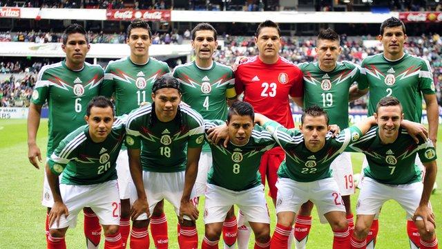 World Cup team profile: Mexico