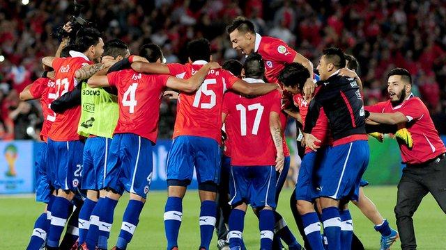 World Cup team profile - Chile