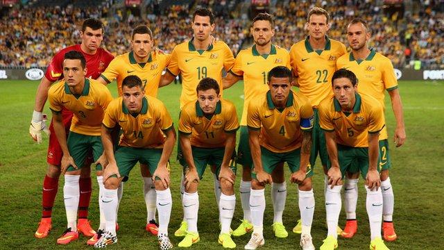 World Cup team profile - Australia