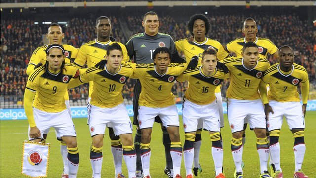World Cup team profile: Colombia