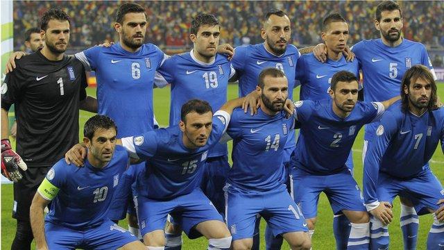 World Cup 2014 team profile: Greece