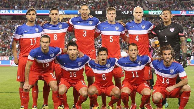 World Cup team profile: USA