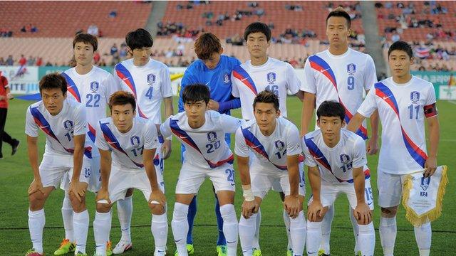World Cup Team profile: South Korea