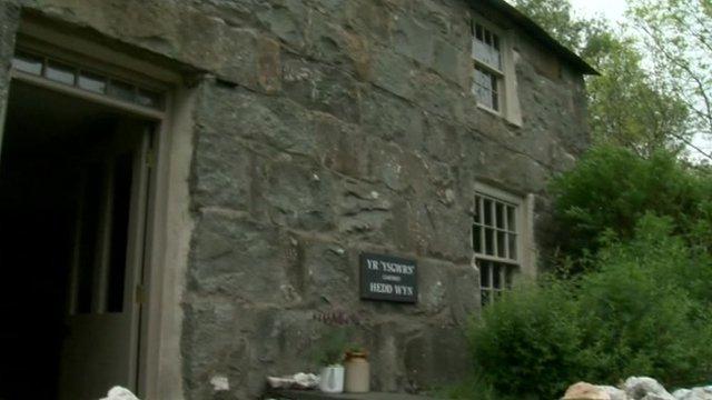 Adroddiad Dafydd Gwynn
