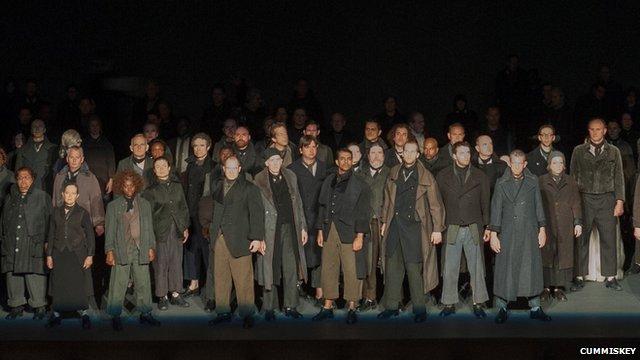 Royal Opera House Community Ensemble in Dialogues des Carmelites