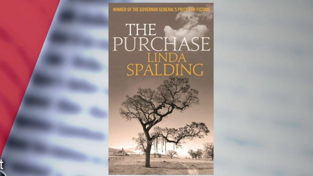 The Purchase book cover