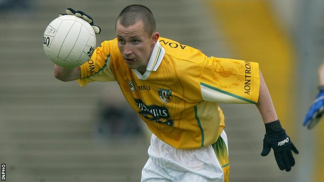 Kevin Madden looks ahead to Antrim's Ulster SFC tie against Fermanagh