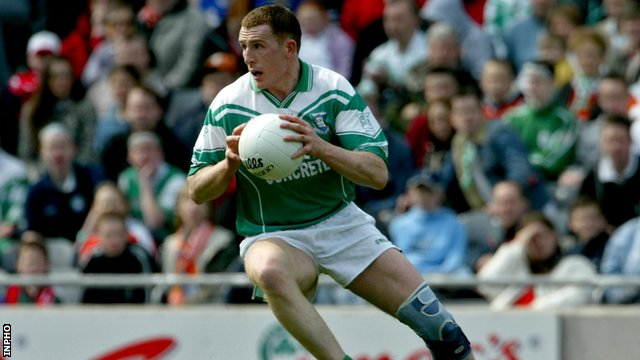 Paul Brewster is looking forward to Fermanagh's Ulster SFC tie against Antrim