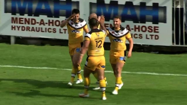 Jamie Ellis completes brilliant Castleford Tigers move