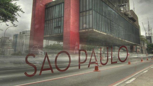 World Cup cities: Sao Paulo