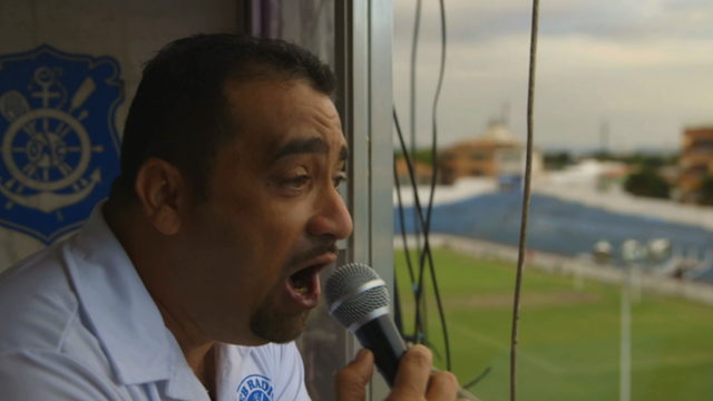 A Brazilian commentator