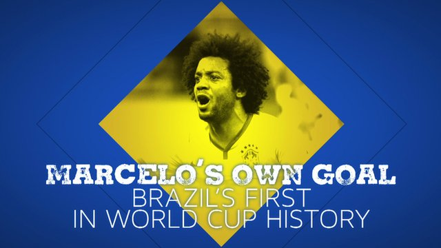 World Cup 2014: World Cup in numbers - Day 1