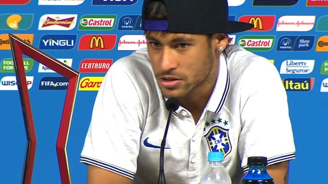 """World Cup 2014: Neymar says scoring two goals in Brazils' opening match is """"a dream"""""""