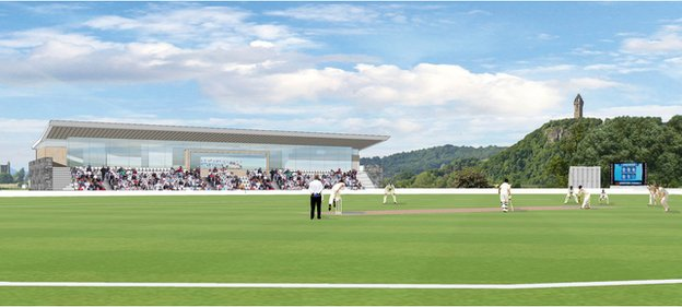 New Stirling ground