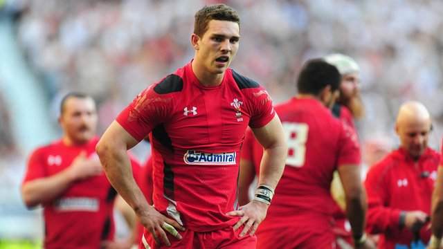 Wales wing George North is a doubt for the first Test against South Africa.