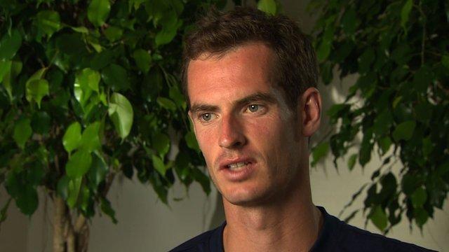British Number 1 Andy Murray says 'losing still hurts'
