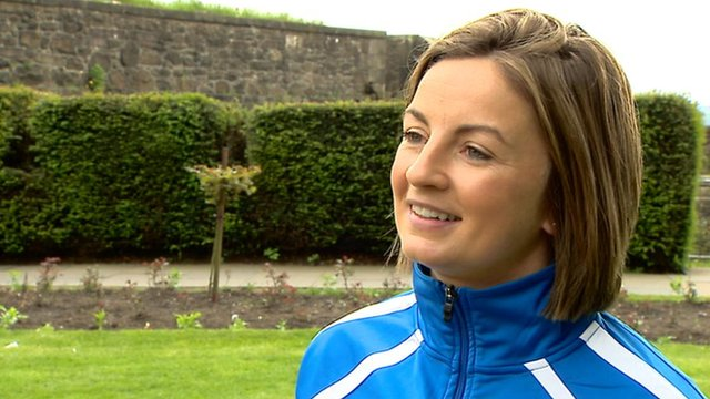 Scotland women's hockey team captain Linda Clement