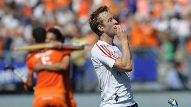 Skipper Barry Middleton and team-mates suffer semi-final heartache